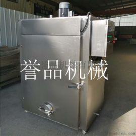 自动上色熏鸡炉烟熏炉-熏香肠专用烟熏炉-熏鱼干炉