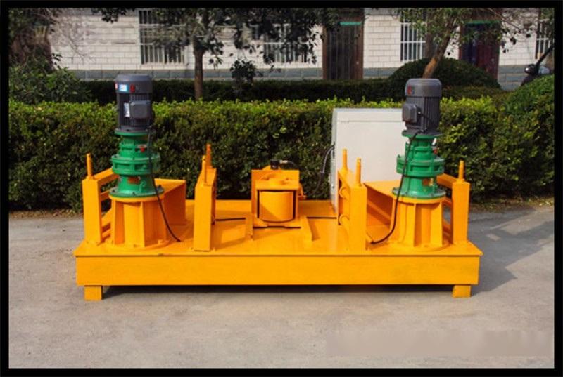 重庆石柱数控工字钢弯曲机_工字钢冷弯机