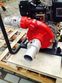 萨登4寸大流量抽水自吸泵柴油自吸水泵