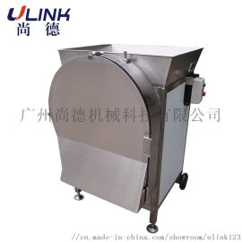 多功能切菜机商用香蕉切片机 果蔬切片切丝机设备