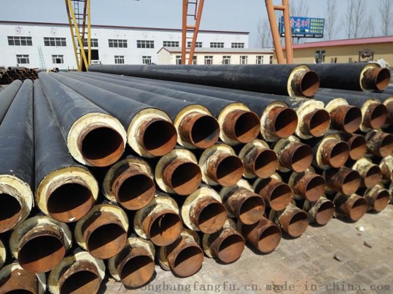 北京聚氨酯暖气保温管,预制聚氨酯保温管