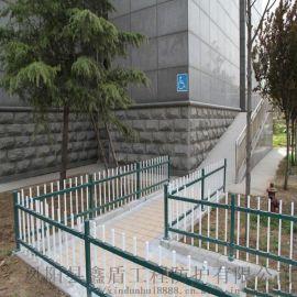 河南信阳pvc别墅护栏 草坪护栏