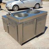 不锈钢液压灌肠机_多规格自动灌装机_香肠腊肠灌装设备生产厂家