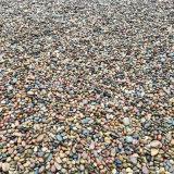 卵石濾料價格_水處理鵝卵石濾料廠家_重慶榮順生產。