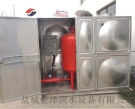不锈钢消防保温水箱产品特点