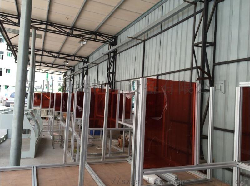 用於無塵室分隔防靜電有機玻璃板,觀察室及設備罩等雙面防靜電有機玻璃板