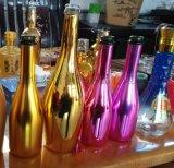 棕色玻璃瓶指甲油瓶膏霜瓶乳液瓶精油瓶香水瓶噴塗電鍍