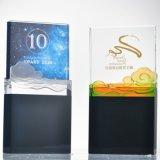 琉璃獎盃定製創意水晶愛心醫師護士獎盃週年紀念品