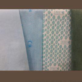 染色水刺無紡布廠家_定做特殊布染色水刺無紡布