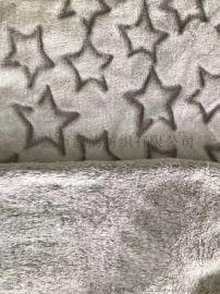 家居服睡衣针织法兰绒面料