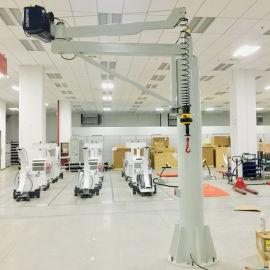 折臂式悬臂式智能提升装置 自立式组合式智能悬臂起重机
