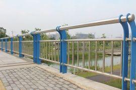 铝合金栏杆不锈钢复合管桥梁支架立柱桥梁铸铁防护栏杆