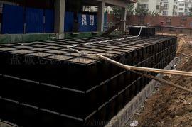 抗浮地埋式箱泵一体化消防水池参数解析