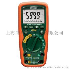 EXTECH  IP67防水防尘真有效值万用表