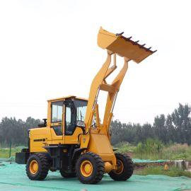 全新农用小铲车 铲运粮食**多功能装载机