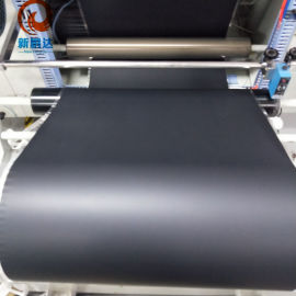 全遮光  0.03白面带胶 哑黑白单面胶 柔软不起翘边LED遮光胶带
