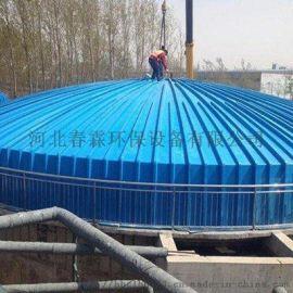 污水厂密封盖板、玻璃钢盖板、玻璃钢弧形盖板