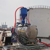 粉煤灰裝車機 自吸式散水泥輸送機 重慶粉料吸送機