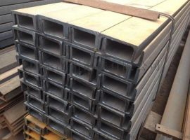 槽钢现货销售Q345B/Q235B国标槽钢规格齐全下差小