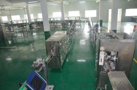 kx6000瓶饮料灌装设备 甘蔗饮料生产线调配设备