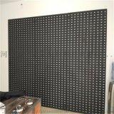 瓷砖冲孔板展架 镀锌板 光板|单板 可定制