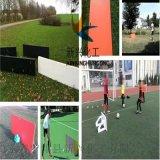 高密度足球反弹挡板学校训练专用