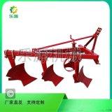 鋼板焊接鏵式犁 拖拉機後懸掛鏵式犁農用耕地翻地鏵犁