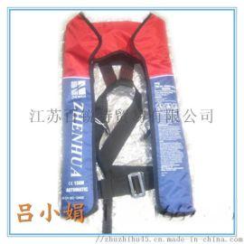 厂家自动充气救生衣 套头式充气救生衣