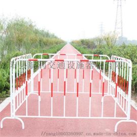 临时活动围栏 铁马移动护栏