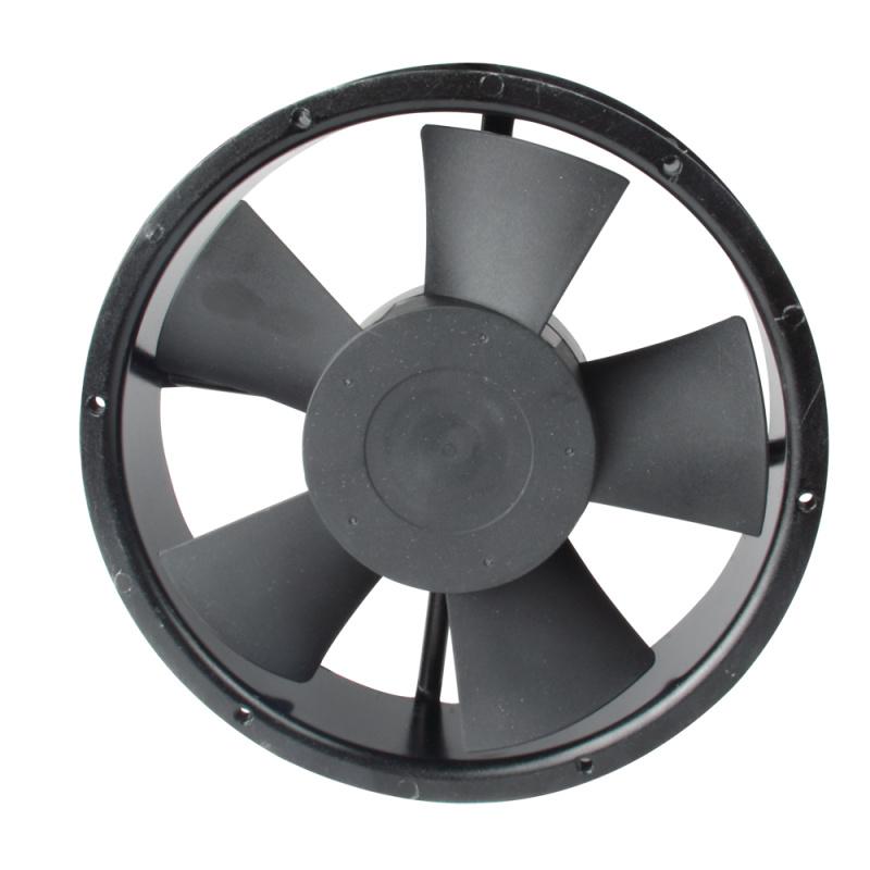 供应禹臣滚珠AC散热风扇交流风机工业风扇,轴流风机