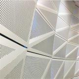 幕牆衝孔網,幕牆裝飾網,衝孔鋁幕牆實力廠家