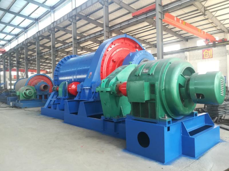 工业废料回收加工球磨机 耐磨耐  腐蚀球磨机
