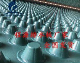 西安塑料排水板//防渗防潮板作用