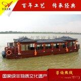 雲南廣西貴州哪余有畫舫,電動遊船,旅遊觀光船