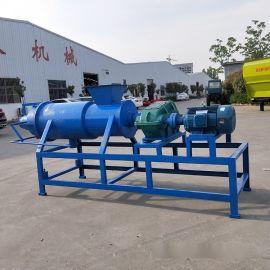 粪便固液分离设备 养殖固液分离设备 粪便分离设备