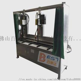 卧式环缝焊接机完成弯头与直管焊接的环缝焊接设备