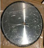 鋁合金鋸片切出來有毛刺如何解決