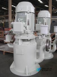 自贡自泵水泵不锈钢无密封立式自吸泵自控自吸泵排污泵