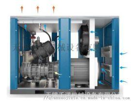 熔喷布生产用变频螺杆空压机风冷工业级空压机