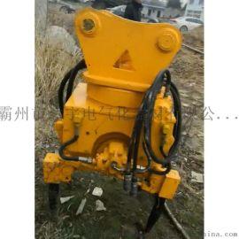 挖掘机改装液压捣固机 铁路挖掘机行走