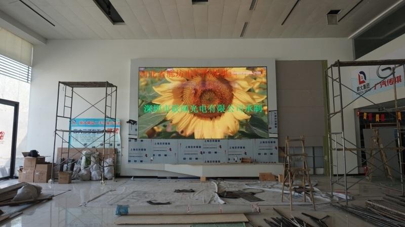 PH3室内显示屏,P3LED彩色显示屏一平多少像素