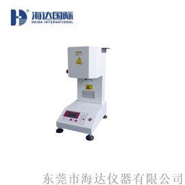 HD-R803熔融指数仪(质量法)