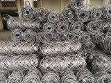 柔性防护网 落石防控网 斜坡或岩石防护网