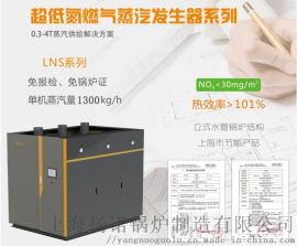 1.3T低氮燃气蒸汽锅炉,**氮蒸汽发生器