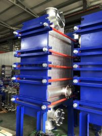 供应于都县地区不锈钢板式换热器生产厂家