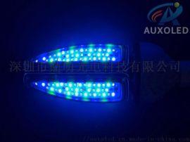 50W 365nm UV LED灭蛾杀虫黑光灯