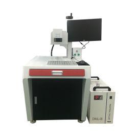 浙江PCB板、LCD液晶玻璃二维码紫外激光打标机