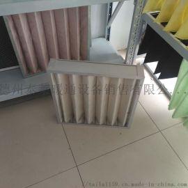 空氣處理機組袋式空氣過濾器,板式中效過濾器