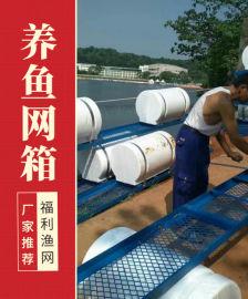 湖南星鑫渔网 大型养殖养鱼网箱 囤鱼网箱