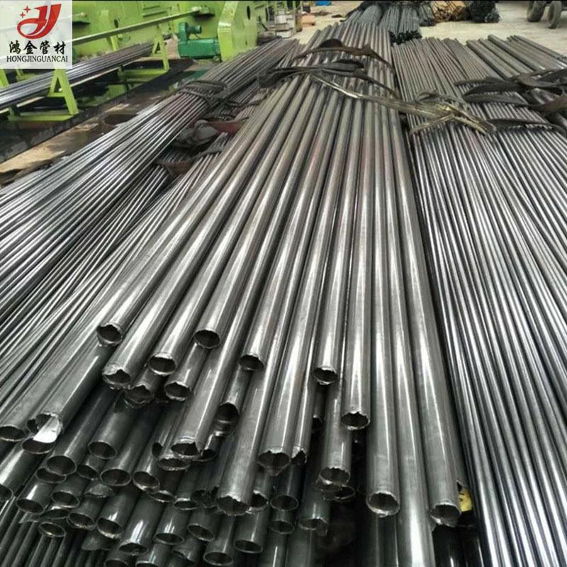 27SiMn精密钢管63.5*9 高精密无缝钢管